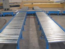 Transportadores de cadena para cargas de 8.000 Kgs.