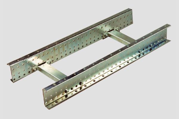 Bastidor Convex modelo BG085 para el montaje de transportadores empleados en el transporte de cajas y palets de instalaciones industriales