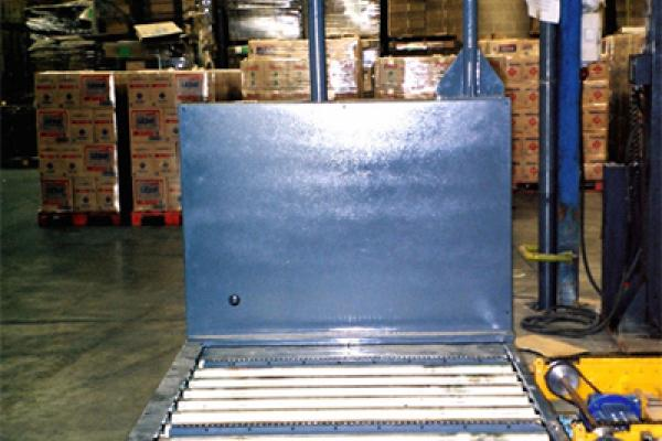 Carro de traslación Convex para el manejo de cajas y palets en instalaciones industriales